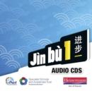 Image for Jin bu 1 Audio CD Pack (11-14 Mandarin Chinese)
