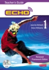 Image for Echo 1: Teacher's guide