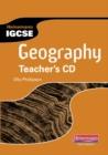 Image for Heinemann IGCSE Geography Teacher's CD