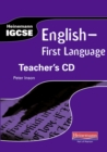 Image for Heinemann IGCSE English - First Language Teacher's CD