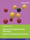 Image for Edexcel IGCSE chemistry: Revision guide