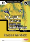 Image for Revise GCSE WJEC English Language Workbook Higher Pack of 10