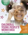 Image for Children & young people's workforce: CACHE level 3 extended diploma