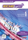 Image for Echo express1,: Teacher's guide