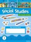 Image for KSA Social Studies Activity Book - Grade 1