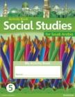 Image for KSA Social Studies Activity Book - Grade 5
