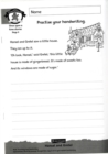 Image for Literacy Edition Storyworlds Stage 9, Once Upon A Time World, Workbook