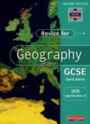 Image for Revise for Geography GCSE: OCR Specification A