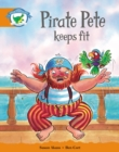 Image for Pirate Pete keeps fit