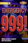 Image for Literacy World Satellites Fiction Stg 1 Emergency 999 single