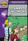 Image for A stampede of millipedes