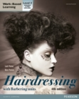 Image for Hairdressing, with barbering units: Level 2 :