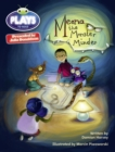 Image for Bug Club Julia Donaldson Plays Grey/3A-4C Meena the Monster Minder