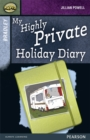 Image for Rapid Stage 9 Set A: Bradley: My Highly Private Holiday Diary