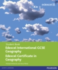Image for Edexcel International GCSE/Certificate Geography Student Book and Revision Guide pack