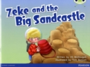 Image for Zeke and the big sandcastle