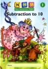 Image for New Heinemann Maths Yr1, Subtraction to 10 Activity Book (8 Pack)