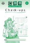 Image for New Heinemann Maths Yr1, Check-up Workbook (8 Pack)