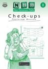 Image for New Heinemann Maths Yr1, Check-up Workbook Photocopy Masters