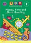 Image for Scottish Heinemann Maths 1: Money, Time and Data Handling Activity Book 8 Pack