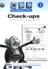 Image for New Heinemann Maths Yr2, Check-up Workbook (8 Pack)