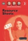 Image for Scottish Heinemann Maths 3: Resource Sheets