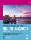 Image for English language: Student book