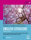 Image for Pearson Edexcel International GCSE (9-1) English Literature Student Book