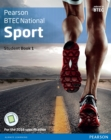 Image for BTEC nationals sport: for the 2016 specifications. : Student book 1 + activebook