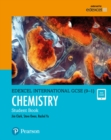 Image for Edexcel International GCSE (9-1) chemistry: Student book
