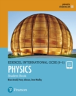 Image for Edexcel International GCSE (9-1) physics: Student book