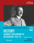 Image for Edexcel international GCSE (9-1) history: Development of dictatorship :