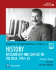 Image for History: Dictatorship and conflict in the USSR, 1924-53