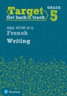 Image for WritingTarget grade 5,: French workbook