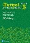 Image for WritingTarget grade 5,: German workbook