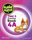 Image for Power Maths Year 4 Pupil Practice Book 4A