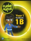 Image for Power Maths Year 1 Textbook 1B