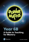 Image for Power maths: Year 6B