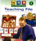 Image for New Heinemann Maths Year 1 Teaching File & CD Rom 02/2008