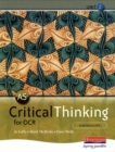 Image for AS critical thinking for OCR: Unit 2