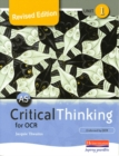 Image for AS Critical Thinking for OCR Unit 1