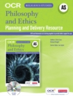 Image for AS Philosophy and Ethics for OCR : Teacher Resource Pack