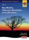 Image for Revise for Religious studies GCSE for AQA B  : key beliefs, ultimate questions and life issues
