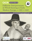 Image for Different interpretations of witch-hunting in early modern Europe, c.1560-c.1660: A2