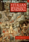 Image for Heinemann History Study Units: Student Book.  The Italian Renaissance
