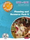Image for History in Progress: Teacher Planning and Resource Pack 2 (1603-1901)
