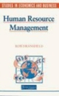 Image for Studies in Economics and Business: Human Resource Management