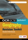 Image for OCR GCSE geography specification B  : revision toolkit: Student workbook