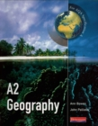 Image for A2 geography  : for AQA specification A