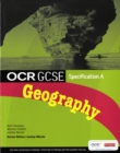 Image for OCR GCSE Geography A Student Book